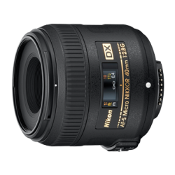 Nikkor AFS-S DX MICRO...