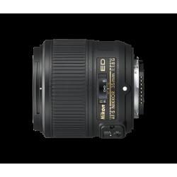 AF-S  NIKKOR 35mm f/1,8G
