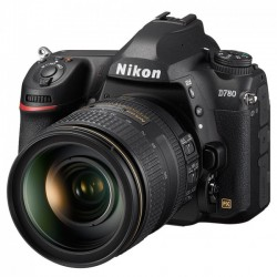 Nikon D780 + AF-S 24-120mm...