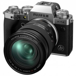 Fuji X-T4 + XF 16-80mm f/4...