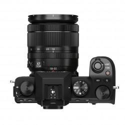 Fuji X-S10 + XF 18-55 mm
