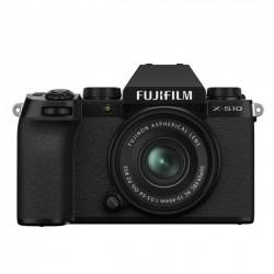 Fuji X-S10 + XC 15-45 mm