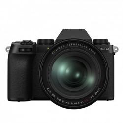 Fuji X-S10 + XF 16-80 mm