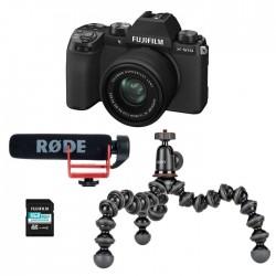 Fuji X-S10 Video creator kit