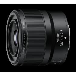 Nikkor Z MC 50 mm f/2.8