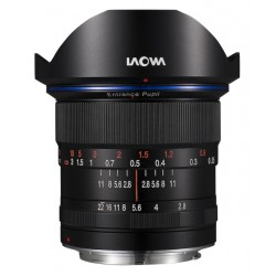 Laowa 12 mm f/2.8 Zero D