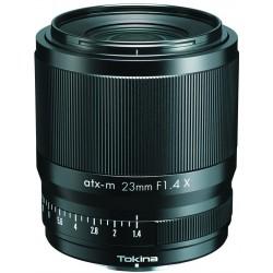 Tokina atx-m 23mm F1.4 X